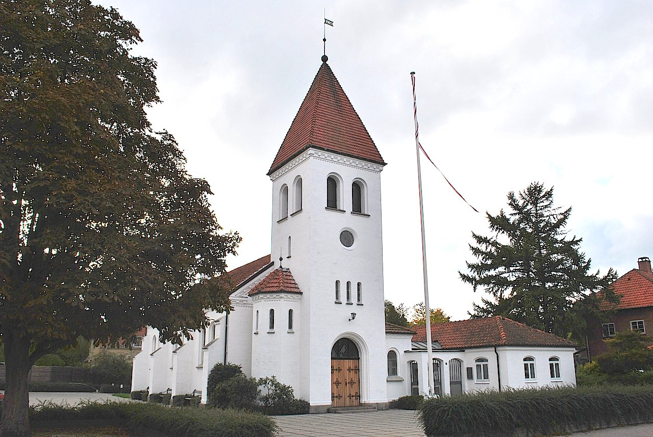 Rungsted Kirke
